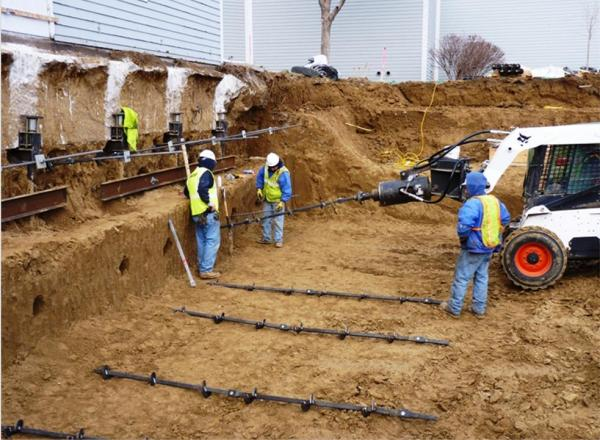 Foundation Support Solutions for all Commercial Construction Projects. Commercial Foundation Repair Systems For New Construction