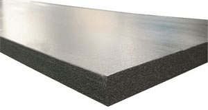 SilverGlo™ crawl space wall insulation available in Redwood City