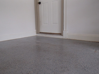 San Francisco concrete floor slab repair and leveling