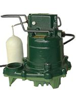cast-iron zoeller sump pump systems available in Antioch, California
