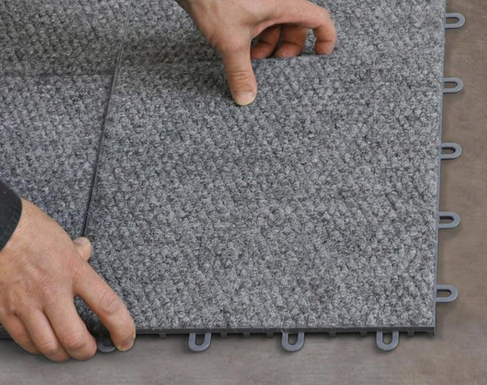 Basement Floor Tiles in San Francisco, Fresno, San Jose ...